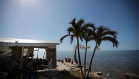 Residents return to Florida Keys as Irma death toll rises