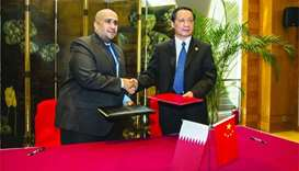 Pact grants Qatar approved destination status in China