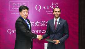 Qatar Tourism opens office in China to attract Asian visitors