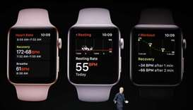 Apple unveils cellular watch as new iPhone awaited