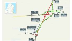 Traffic to be diverted on Al Khor road from Sunday