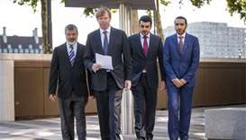 Qatari victims ask UK to investigate abuse by UAE