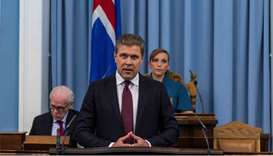 Iceland may face new election after governing party quits