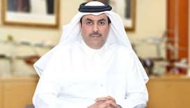 Qatar Civil Aviation Authority (QCAA) chairman Abdullah bin Nasser Turki al-Subaey