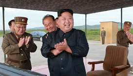 North Korea says nuclear capability nearly complete