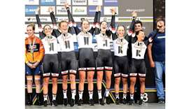 Sunweb shine with team time trial double at world championships