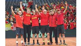 Belgium shatter Aussie dream, face France in final