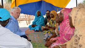 United Nations Under-Secretary-General for Humanitarian Affairs (OCHA) and Emergency Relief Coordina