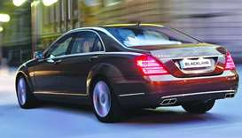 New Qatar Airways' luxury global chauffeur service include access to Blacklane's modern fleet of hig