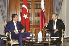 Qatar, Turkey economy ministers meet at UN