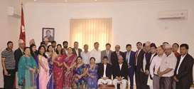 Nepal embassy celebrates Constitution Day