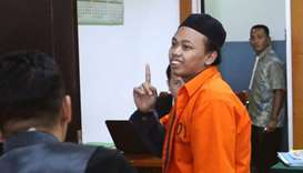 Indonesian man jailed 11 years for suicide bomb plot