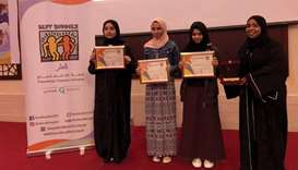 Best Buddies Qatar holds art competition for its members