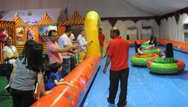 Fun-filled activities, entertainment shows to mark Eid