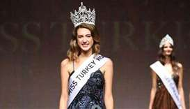 Miss Turkey loses crown over contentious coup tweet