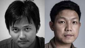 Bangladesh grants bail to two detained Myanmar journalists