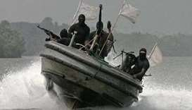Sea pirates, Nigeria