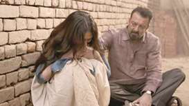 Sanjay Dutt's Bhoomi proves a faulty comeback for him