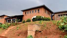 Central Prison of Butembo, Congo. File picture