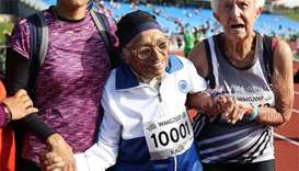 China refuses visa to elderly Indian runner