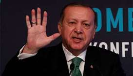 Erdogan warns of 'ethnic war' risk over Iraqi Kurdish vote