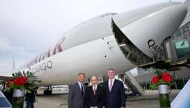 Qatar Airways cargo business jumps 160% since June