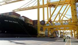 Qatar's trade surplus registers record growth in August