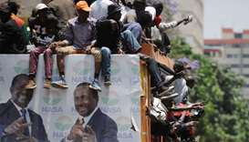 Deep divisions over plan to change Kenya's election law