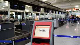 Flight ban imposed by Iraq on Kurdistan goes into effect