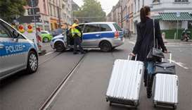 WWII bomb forces evacuation of 60,000 in Frankfurt