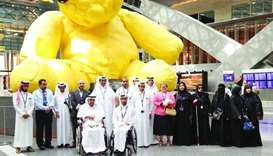 Workshop looks at HIA disability access requirements for World Cup