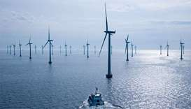 China to call on Denmark to help build offshore wind farm