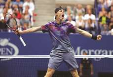Shapovalov hopes to give Canadian tennis a boost