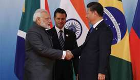 Xi tells Modi 'healthy, stable' China-India ties needed