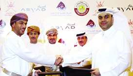 Mwani Qatar, Oman's Asyad sign MoU for logistics, passenger ferry services