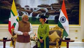 India shares Myanmar concern about 'extremist violence': Modi