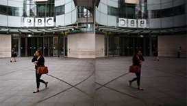 BBC launches pay review to quell anger over gender gap