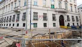 Vienna halts construction of anti-terror walls after outcry