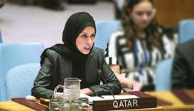 Qatar will continue to promote principle of 'Responsibility to Protect'