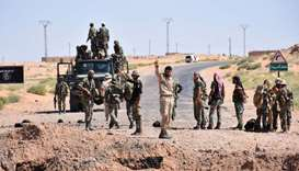 Syrian army seizes oilfield from Islamic State in east