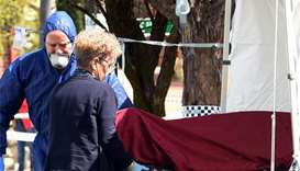 Husband accused of killing wife, toddlers in Australia home