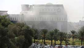 Headquarters of Libyan national oil firm under attack