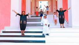UDC unveils a musical surprise at Pearl-Qatar