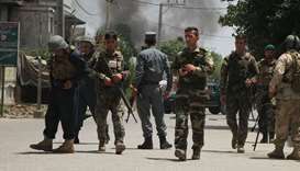 At least 27 killed in attacks across three Afghan provinces