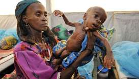 World hunger 'on the rise,' UN says - 821 million people affected