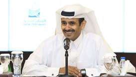 President and CEO of Qatar Petroleum Saad bin Sherida Al Kaabi