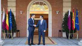 Qatar, Spain to step up co-operation in investment field