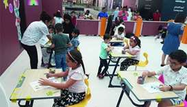 Doha Festival City's back-to-school season concludes