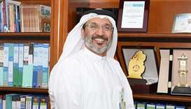 HMC official elected vice president of organ transplantation society