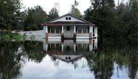 Carolina floods